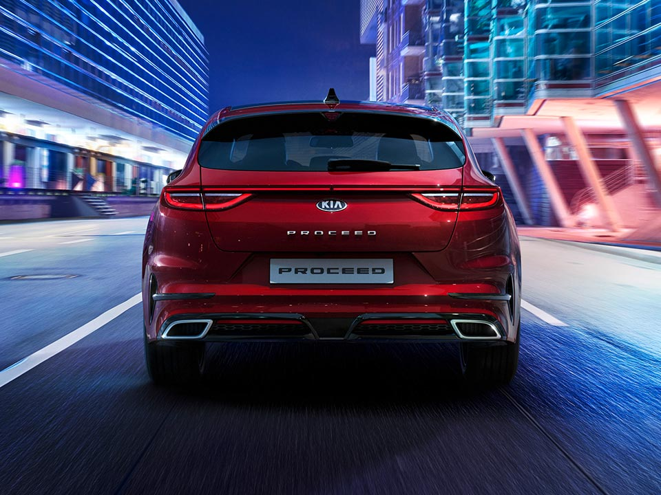 Kia Proceed Cd Sb My19 Leave Lasting Impression