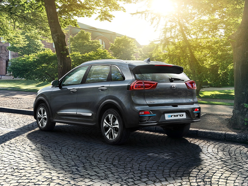 Kia Niro De Ev My20 Two Lifestyles