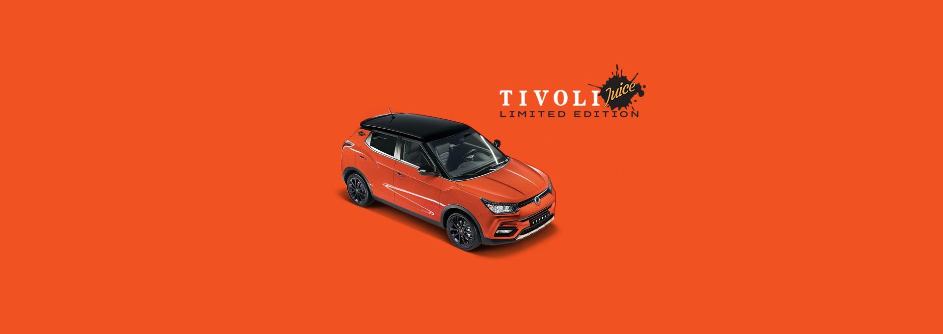 Promozione Ssangyong Tivoli Limited Edition 01