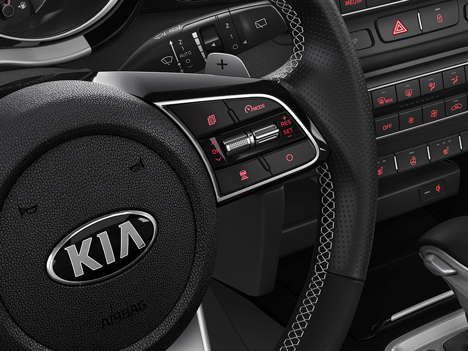 Kia Proceed Cd Sb My19 Paddle Shift Levers