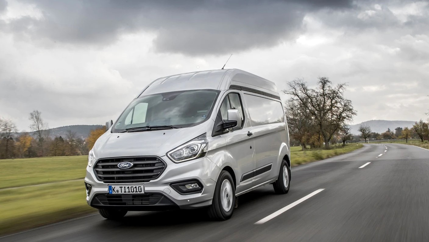 Ford Transit Custom EU Transit Citions.Extra Large