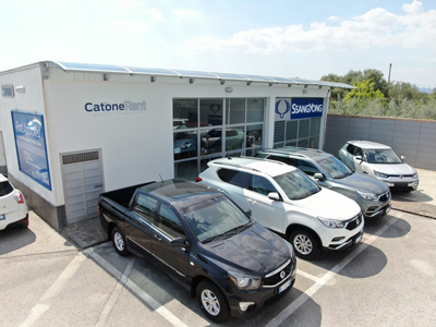 Gruppo Catone Ssangyong Sparanise