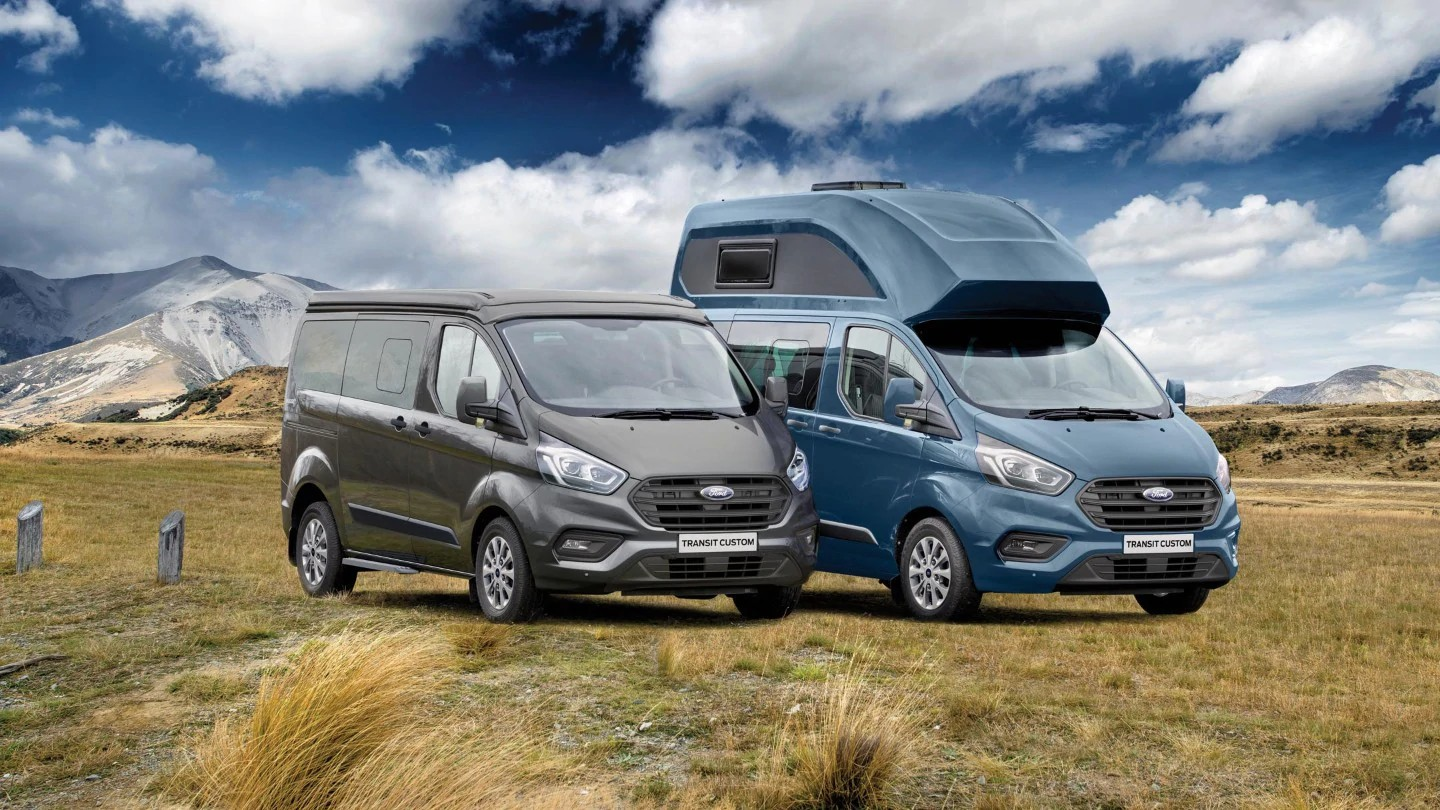 Ford Nuovo Transit Custom Nugget 01 (1)