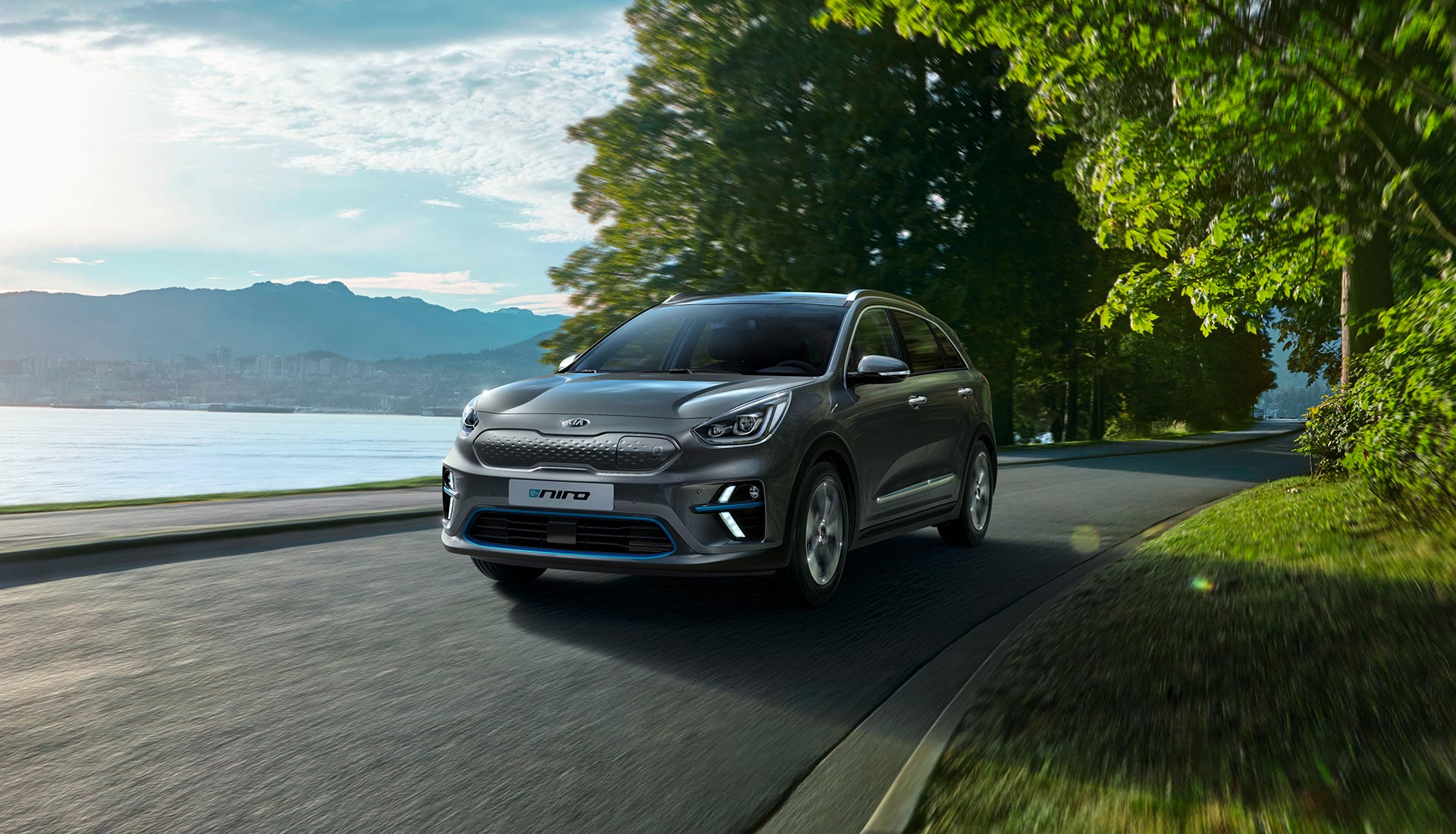 Kia Niro De Ev My19 The New Kia W