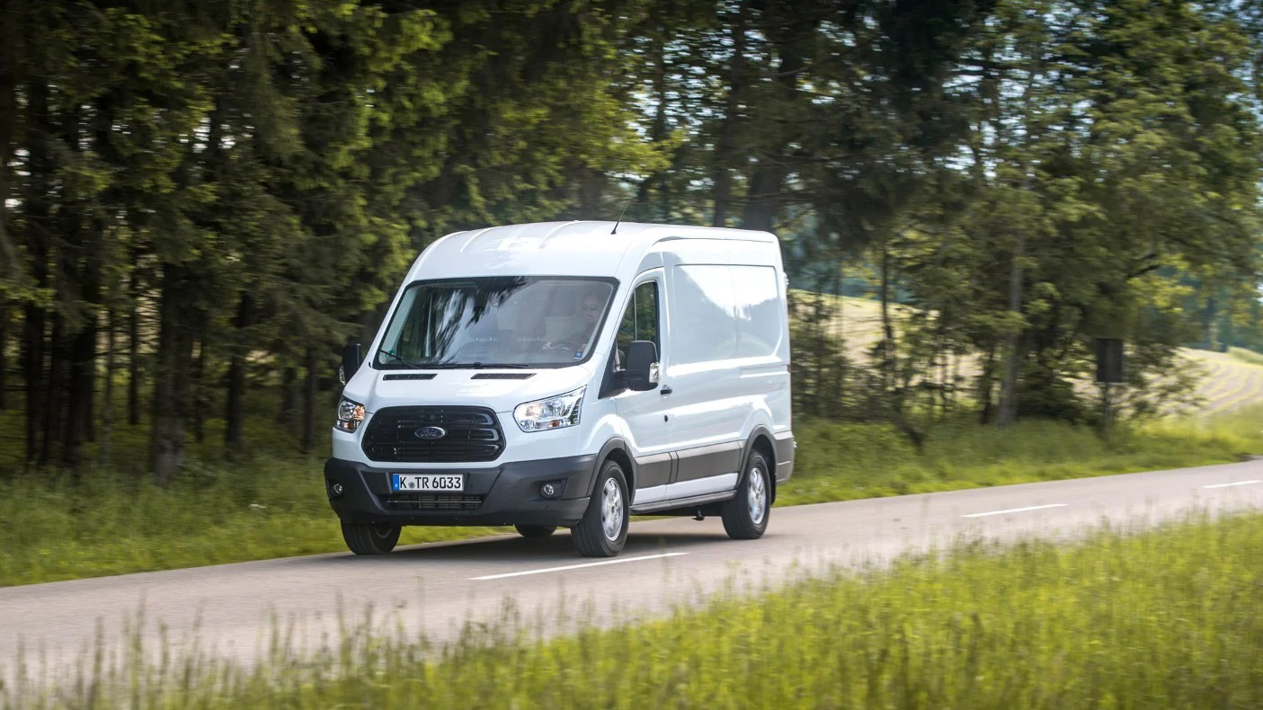 Ford Transit Van Eu Transit White 0G.Renditions.Extra Large