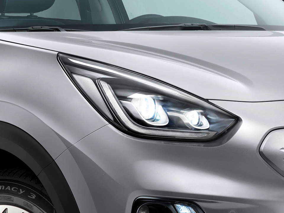 Kia Niro De Ev My19 High Beam