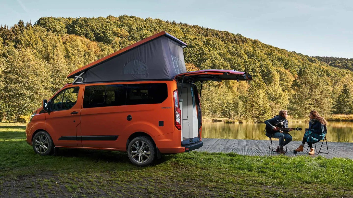 Ford Nuovo Transit Custom Nugget 03 (1)