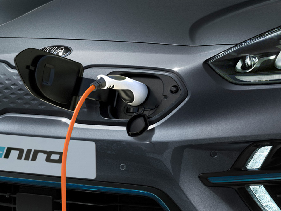 Kia Niro De Ev My19 Convenient Charging