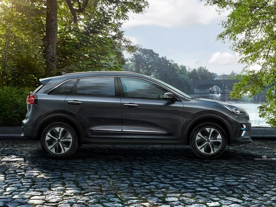 Kia Niro De Ev My20 Electrified Crossover