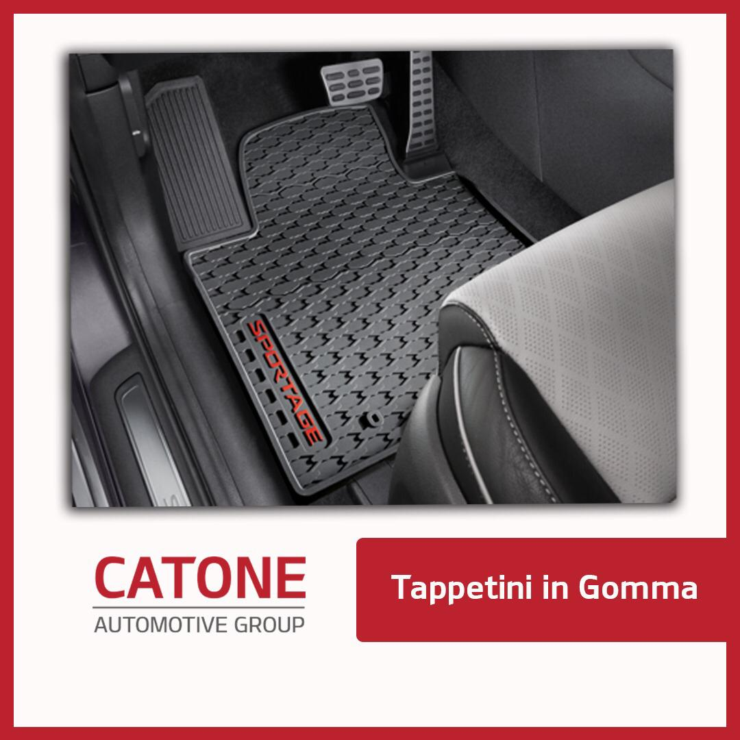 Tappetini Gomma Sportage