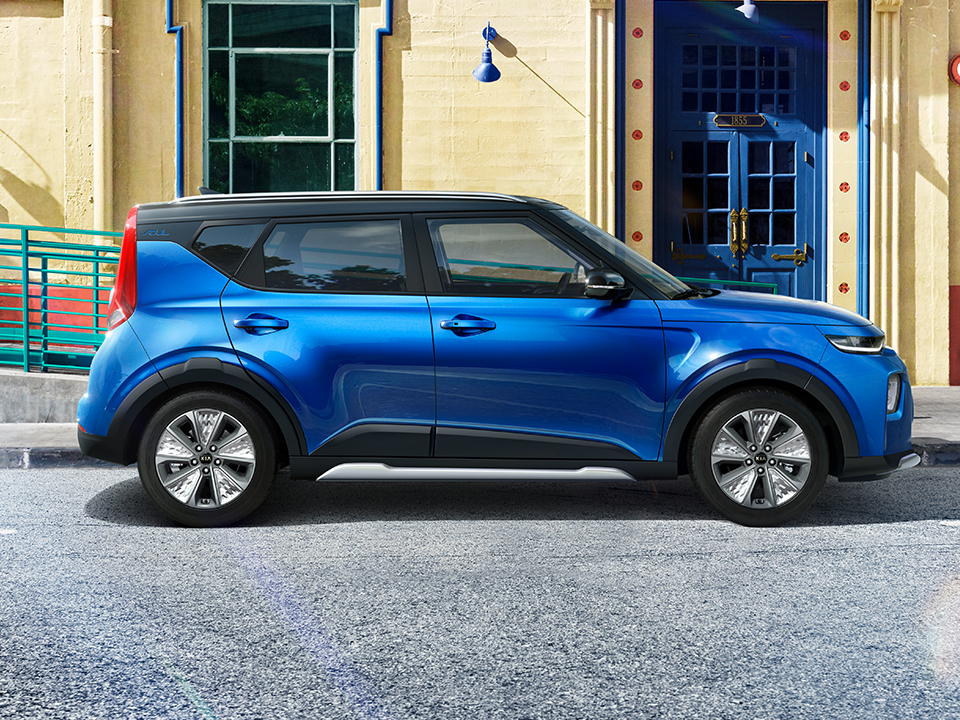Kia E Soul Suv My21 The Chic Electric
